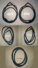 Weatherstrip Door rubber Windshield Seal set fits Toyota Celica TA27 liftback