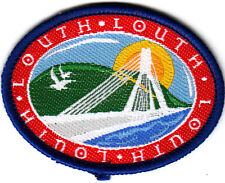 Boy Scout Badge LOUTH Scouting Ireland 1st Issue