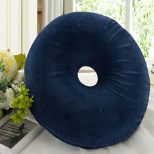 Ring Donut Cushion Memory Foam Pillow Pressure Piles Comfort Coccyx Relief