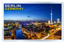 BERLIN GERMANY MOD2 FRIDGE MAGNET SOUVENIR IMAN NEVERA