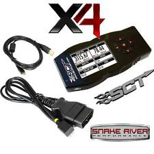 SCT X4 POWER FLASH PROGRAMMER TUNER FOR FORD F150 F250 F350 DIESEL & GAS 7015