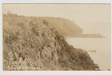 THADDEUS WILKERSON REAL PHOTO PC, PALISADES OF THE HUDSON RIVER, NEW JERSEY