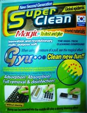 SUPER CLEAN MAGIC CLEANER GEL Tastiera Laptop Scarpe Polvere Multiuso gyu
