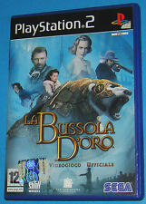 La Bussola d'Oro - Sony Playstation 2 PS2 - PAL