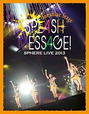 SPHERE-LIVE 2013 SPLASH MESSAGE ! - SUNSHINE STAGE - LIVE BD-JAPAN 2 Blu-ray V05