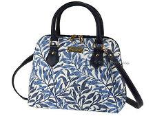 Signare Ladies Tapestry Handbag Shoulder Convertible Bag In Willow Design