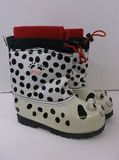 Western Chief Dalmation Snow Boots size 3 New in Box