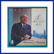 "Mantovani And His Orchestra ""All Time Romantic Hits"" Record."