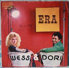 """Wess & Dori Ghezzi – Era- 7"""" VINILE"""