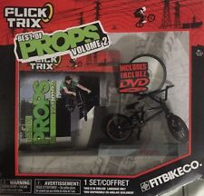 Flick Trix Best Of Props Vol.2 DVD, NEW Fitbikeco