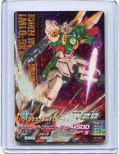 GUNDAM TRY AGE JAPANESE mobile suit Master Rare HOLO B7-037 WING GUNDAM FENICE