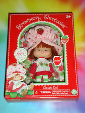 "STRAWBERRY SHORTCAKE 6"" inch Doll 1980's Classic Collection 2016"