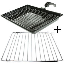 Grill Pan + Handle + Rack + Adjustable Extendable Shelf for NEFF Oven Cooker