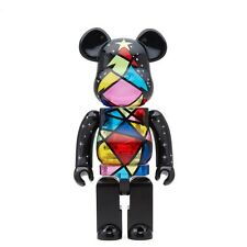 Medicom BE@RBRICK 2016 Xmas Christmas Stained Glass Tree 400% Bearbrick