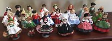 "8"" Madam Alexander themed dolls lot of 23"