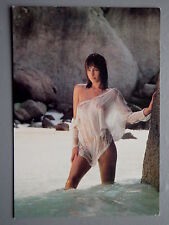 R&L Modern Postcard: Colourmaster Semi Nude See Through Clothes Glamour Photo