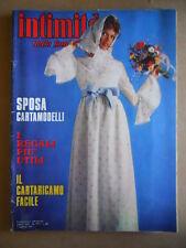 INTIMITA' n°1513 1975  con inserti [GS50]