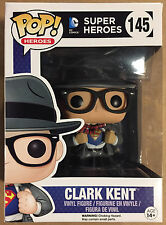 Funko Pop CLARK KENT 145 Hot Topic Exclusive - BOX NOT MINT - SHIPS FAST