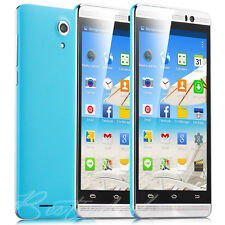 "5.0"" Android Mobile Phone Touch Screen WiFi 3G 2Sim Free Smartphone NEWEST"