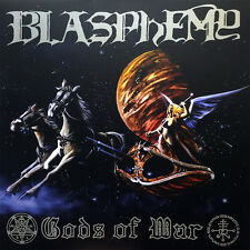 Blasphemy - Gods of War/Blood Upon the Altar Digi CD