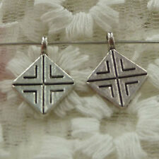 free ship 100 pieces Antique silver nice charms 18x13mm #3535
