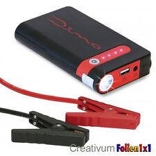 Dino Kraftpaket 136103 Mobile Starthilfegerät+Boost-Funktion+USB Ladegerät+LED