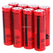 18650 Li-ion Rechargeable Battery 3.7v 6000mAh for UltraFire Flashlight  IS6H