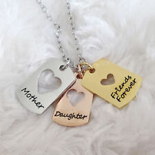 Mother & Daughter Friends Forever Necklace