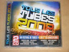 2 CD / TOUS LES TUBES 2008 / NEUF SOUS CELLO