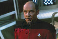 """Terry O`Quinn """"Star Trek"""" Autogramm signed 20x30 cm Bild"""
