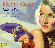 Patti Page - Near to You [New CD] UK - Import