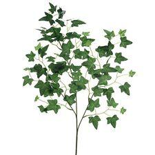 90cm Artificial Ivy Leaf Spray Green - Decorative Foliage / Plant