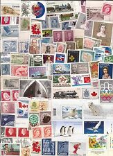 vintage MINT UNUSED FULL GUM CANADA Canadian postage stamps lot C21  MNH