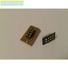 X9084R Hornby Spare PCB 8 Pin Socket and Blank Plug