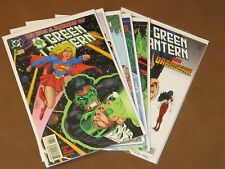 GREEN LANTERN #65-70 VF/NM COMPLETE RUN SUPERGIRL FLASH DONNA TROY JOHN STEWART