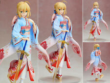 Fate Stay Night Saber Kimono Sword Figur Figure No Box