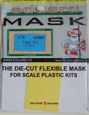 Eduard 1/72 CX067 Canopy Mask for the Tamiya F-84G Thunderjet kit