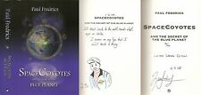 Paul Fredrics - SpaceCoyotes and the Secret of the Blue Planet - Signed 1st/1st