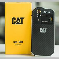 NEW CATERPILLAR CAT S60 FLIR THERMAL CAMERA DUAL SIM UNLOCKED - EU / RoW variant