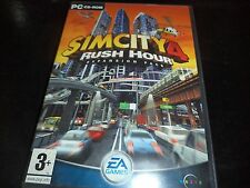 SIM CITY 4 RUSH HOUR EXPANSION PACK PC Game
