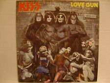 KISS LOVE GUN RARE Russian Edition Not LP Only Cover