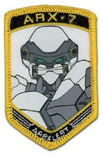 *NEW* Full Metal Panic! Arbalest Patch by GE Animation
