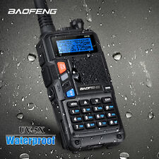 2015 Exclusive Sale Baofeng UV-5X UHF+VHF Dual Band Two-Way Radio UV-5R Upgrade