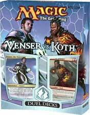 Magic the Gathering MTG - Venser vs Koth Factory Sealed Duel Deck