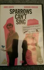 SPARROWS CAN'T SING 1963 REGION 2 DVD UK STUDIO CANAL