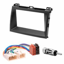 CARAV 07-002-22-6 Install dash Kit double DIN trim for TOYOTA Land Cruiser J12