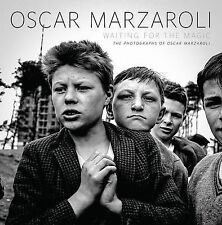 Waiting for the Magic The Photography of Oscar Marzaroli NEW BOOK by Jim Grassie