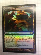 Mtg Magic the Gathering Gatecrash Breeding Pool FOIL