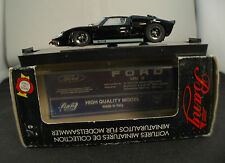 "Bang 7079 ◊ Ford MKII ""Stradale"" Black  ◊ 1/43 ◊ En boîte/ Boxed ◊"