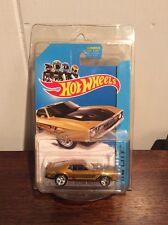 HOT WHEELS 2014 Super Treasure Hunt '71 Mustang Mach 1